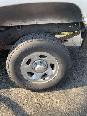 Dodge Ram 1500 wheels for Sale in Georgetown, TX