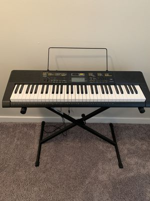 Casio keyboard for Sale in Bothell, WA