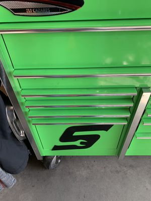 Snap on Tool Box for Sale in Selma, CA