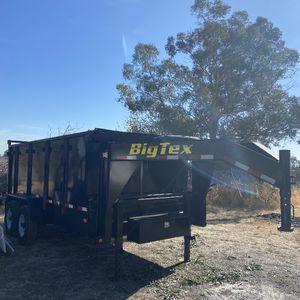 2018 Big Tex Dump Trailer for Sale in Lodi, CA