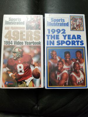 Sports Illustrated VHS for Sale in Salem, OR