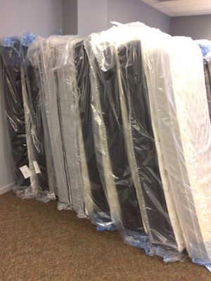 Brand NEW Mattress Sets - Brand Names Available Plush or Firm and PT for Sale in Auburn, WA