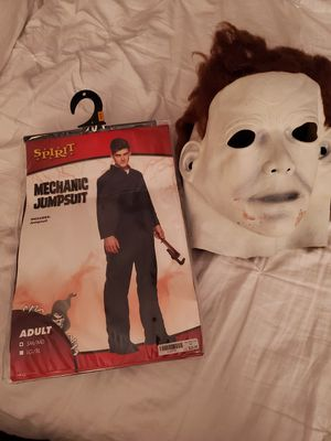 Jumpsuit and Mask for Sale in Fresno, CA