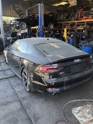 Parting Out! 2019 Audi S5 for parts! for Sale in Rialto, CA