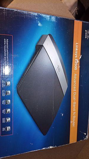 Linksys Router for Sale in Willingboro, NJ