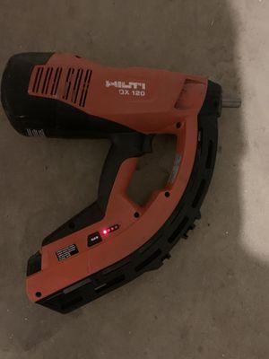Hilti gx120 for Sale in Douglas, MA