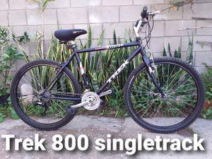 Trek 800 singletrack men's mountain bike completely reconditioned for Sale in Baldwin Park, CA