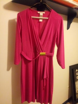 Pink cocktail dress for Sale in Schaumburg, IL