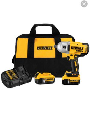 Dewalt DCF899 P2 Impact wrench for Sale in Daly City, CA