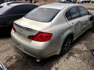PARTING OUT: 2007 INFINITI G35X SEDAN for Sale in Elk Grove Village, IL
