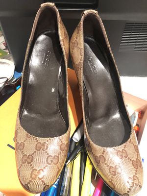 Gucci wedge pumps women 7b priced to go for Sale in Reston, VA