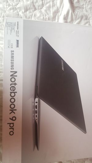 Samsung notebook 9 pro for Sale in Los Angeles, CA