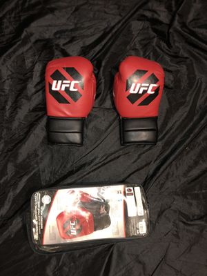 ufc boxing gloves for Sale in Pittsburgh, PA