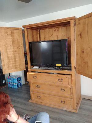 TV Cabinet Armoire for Sale in La Mirada, CA