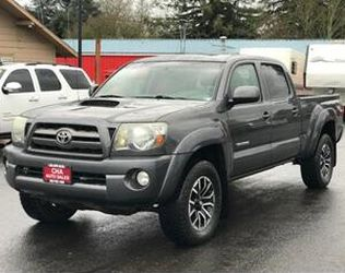 2010 Toyota Tacoma V6 Double Cab Long Bed for Sale in Milwaukie,  OR