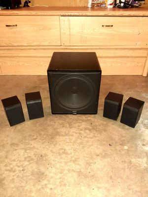 CANTON amplified speaker. With extras! for Sale in Modesto, CA