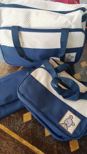 Diaper Bag 4 piece set for Sale in Escondido, CA