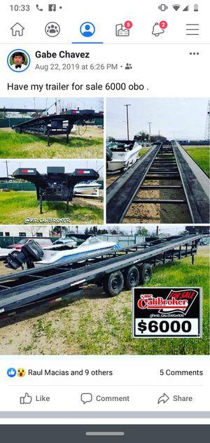 Big Tex 3car hauler for Sale in Visalia, CA