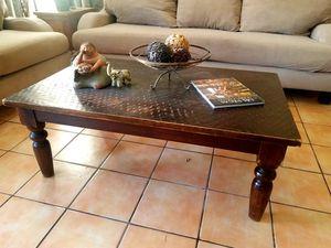 Solid TEAK Coffee table for Sale in Las Vegas, NV