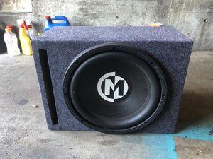 Memphis subwoofer for Sale in Walnut Creek, CA