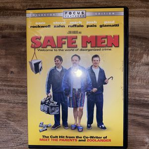 Safe Men On DVD for Sale in Los Angeles, CA