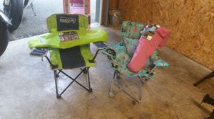 Like new kids chairs for Sale in Olympia, WA