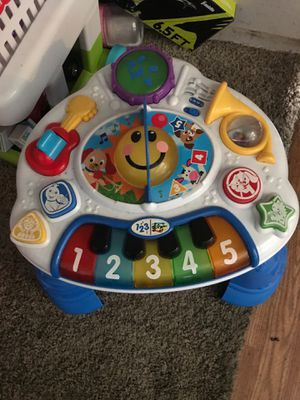 Kids stand and learn toy for Sale in Fullerton, CA