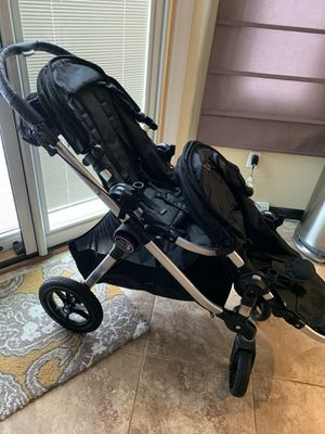 City Select by Baby Jogger double stroller for Sale in Duquesne, PA