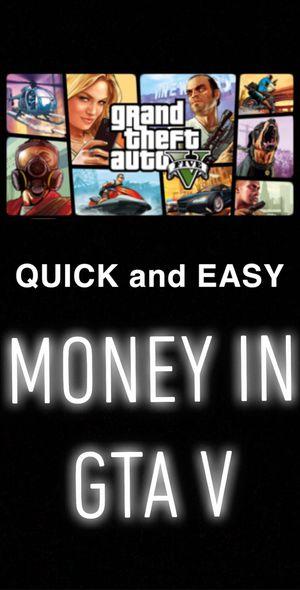 GTA MONEY for Sale in Kentwood, MI