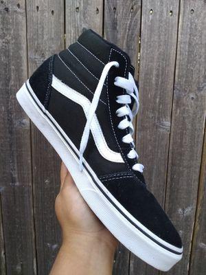 Vans sk8hi shoes for Sale in San Antonio, TX