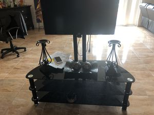 T.V. Table with Arm Attached for Sale in Hialeah, FL