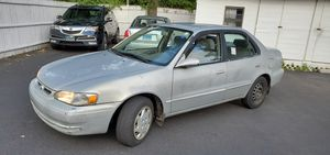 2000 Toyota Corolla with only 86 mileage one owner for Sale in New Britain, CT