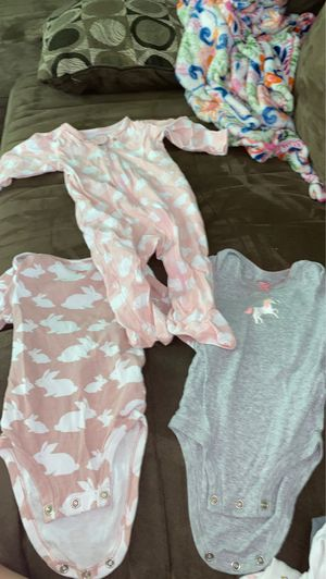 Babygirl clothes for Sale in Silver Spring, MD
