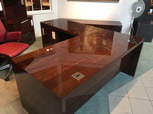 Italian Desk & File Cabinet for Sale in Irvine, CA