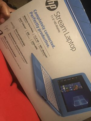 HP Stream Laptop (Brand New) for Sale in Greenville, SC