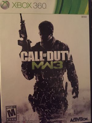 Xbox 360 game for Sale in Columbus, OH