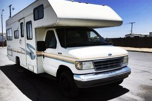 Runs and drives like new full1995 FLEETWOOD JAMBOREE SEARCHER 24FT for Sale in Columbia, SC