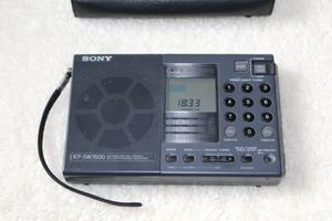 Sony ICF-SW7600 LW/MW/SW/FM Stereo PLL Synthesized Receiver for Sale in Tacoma, WA
