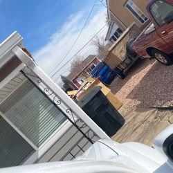 Trash N Furniture Ready For Pick Up for Sale in Denver,  CO