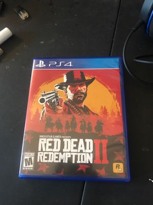 Red Dead Redemption 2 for Sale in Martinsburg, WV