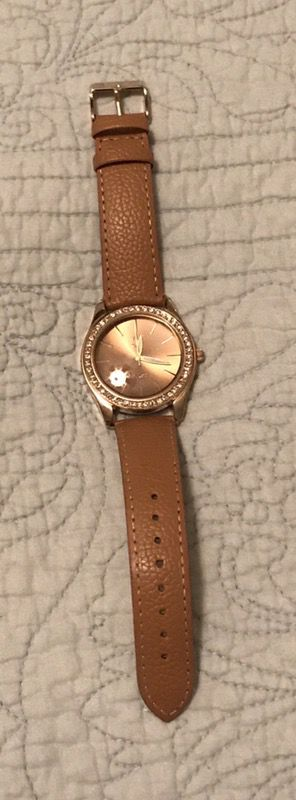 Charming Charlie • NWOT • Camel • Watch for Sale in Houston, TX