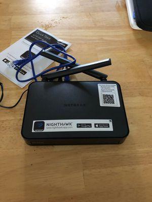 Netgear router for Sale in San Luis Obispo, CA