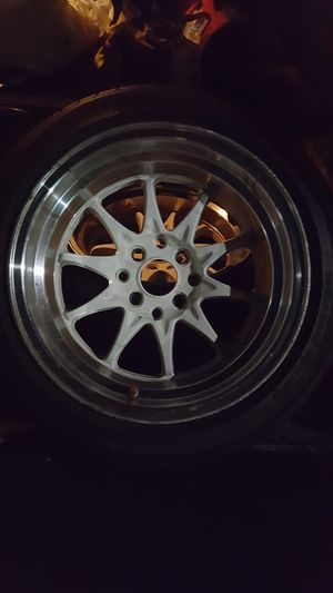 rims for honda or acura for Sale in Los Angeles, CA