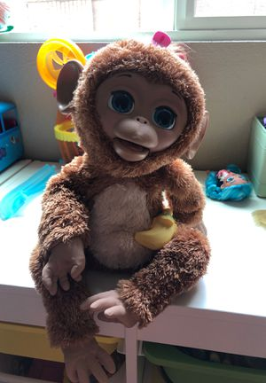 Furreal friends monkey for Sale in Phoenix, AZ