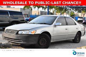 2001 Toyota Camry for Sale in Miami, FL