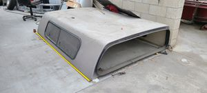 Dodge long bed camper shell (BELLFLOWER) for Sale in Long Beach, CA