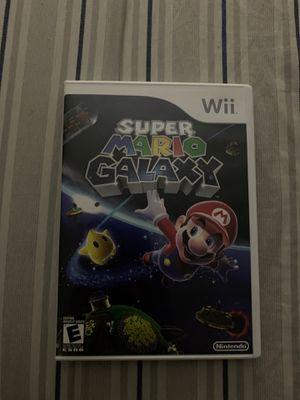 Super Mario Galaxy (Nintendo Wii) for Sale in Benicia, CA