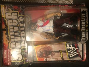 WWE MANKIND AUTOGRAPH ACTION FIGURE for Sale in Carteret, NJ