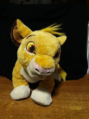 Simba stuffed animal for Sale in Portland, OR