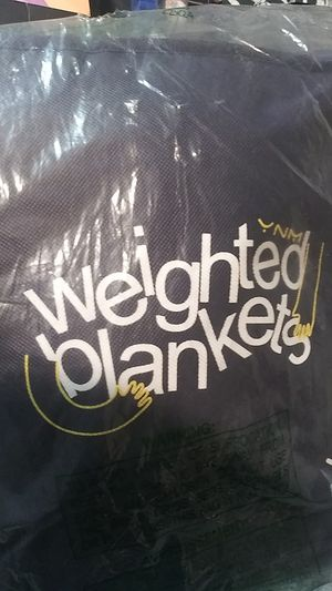 Weighted blanket twin size for Sale in Bakersfield, CA